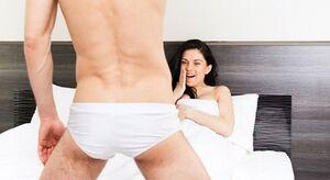 erecție de antrenament muscular care este norma penisului